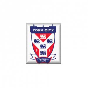Defensive pair sign for York City