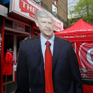 Arsene Wenger: New Harry Enfield 'Loadsa Money' character