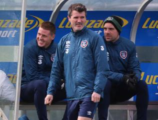 Keane tells Ireland to make life uncomfortable for Poles