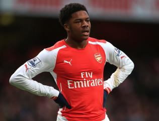 Akpom ready to step up for Arsenal
