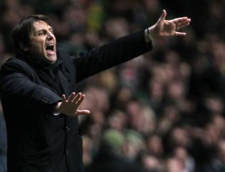 Lack of Italian players in Serie A worries Conte