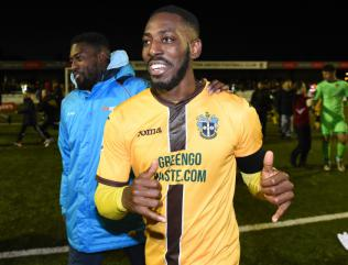 Sutton's Roarie Deacon out to prove a point against former club Arsenal