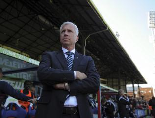 Pardew could make big name signing