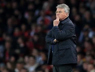 Guus Hiddink says Chelsea v Manchester United is still a big occasion