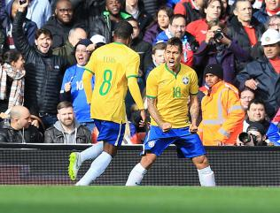 Dunga hails players for restoring Brazils pride