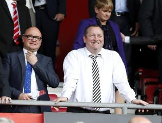 Newcastle consider manager options