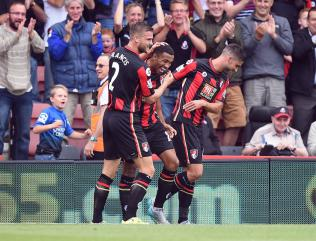 Jamie Vardy spot-on to rescue point for Leicester at Bournemouth