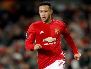 Lyon reach deal to sign Manchester United's Memphis Depay