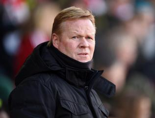 Ronald Koeman: Wenger bust-up won't affect our relationship