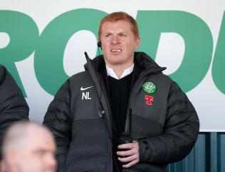 Lennon thrilled to make touchline