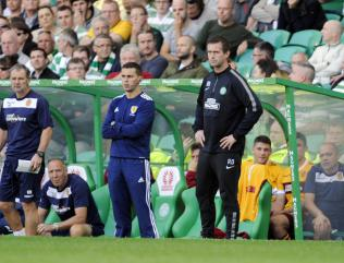 Celtic must improve insists Deila