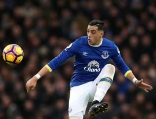 Injuries mount for Everton as Funes Mori becomes latest player to suffer blow