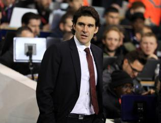 Middlesbrough boss Aitor Karanka drops the pressure ahead of Crystal Palace game