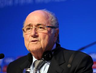 Boyce: Criticism won't harm Blatter
