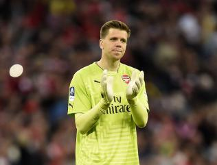 Szczesny: 'I am here for good'