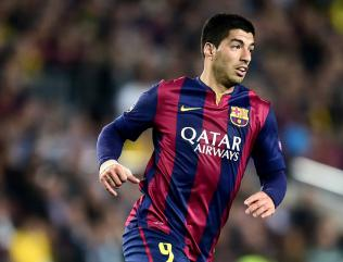 Suarez stars as Barca thump Cordoba