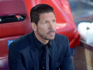 Simeone proud despite European exit