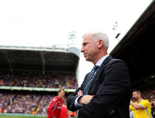 Pardew thrilled with top-10 finish