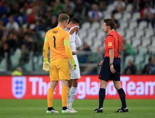 Mixed Emotions For Hart After Draw