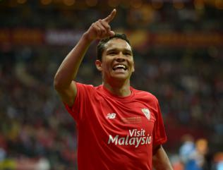 Transfer talk: Man United favourites to sign Sevilla strike ace Bacca