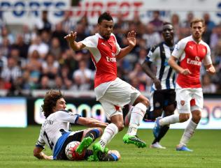 Fabricio Coloccini's own goal gives Arsenal 1-0 win over Newcastle