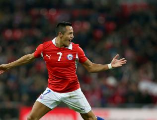 Sanchez plots revenge over Brazil