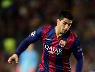 Suarez stars in Barca show