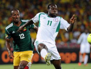 Moses is spot on as Nigeria reach last eight