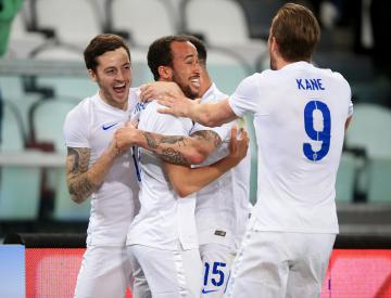 Townsend answers critics with goal