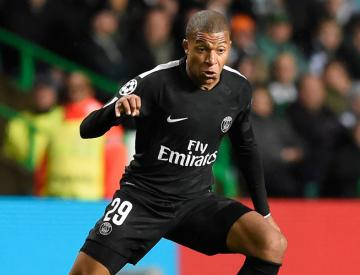 Kylian Mbappe's place in PSG team in doubt against Anderlecht