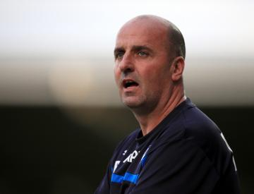 Portsmouth appoint Cook as manager