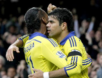Cahill: Costa can be next Drogba