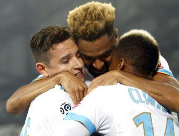 Ocampos brace helps Marseille claim comeback win over derby rivals Nice
