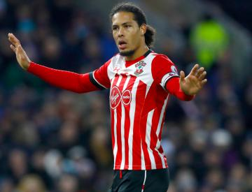 Virgil reality: Southampton's Van Dijk not for sale, says Les Reed