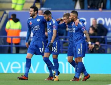 Leicester boss Claude Puel has a good feeling