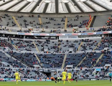 Fans ask if Newcastle are 'lying'