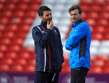 Our chances are one in a thousand but we can stun Arsenal, says Lincoln boss