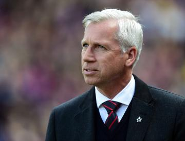 Time for a change - Pardew