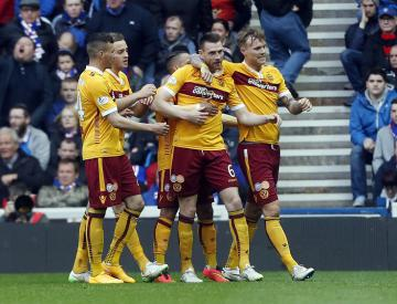 Motherwell take control of final