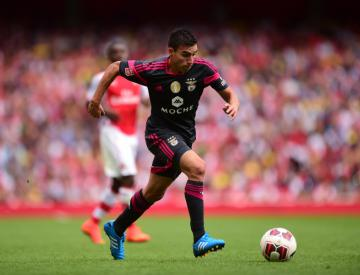 Man United face competition from Liverpool in transfer race to sign Gaitan