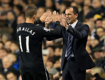Martinez wants happy Mirallas