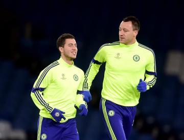 Six Chelsea players in PFA team