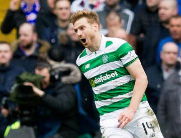 Celtic's Stuart Armstrong hails Brendan Rodgers influence after Scotland call