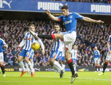 Rangers and Kilmarnock to play it again after goalless draw