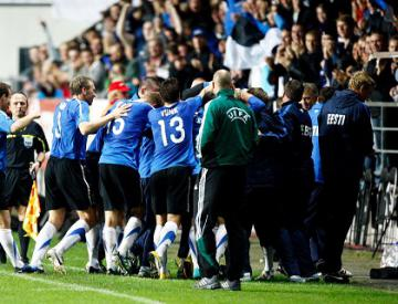 Estonia squad for Ireland Euro 2012 playoffs