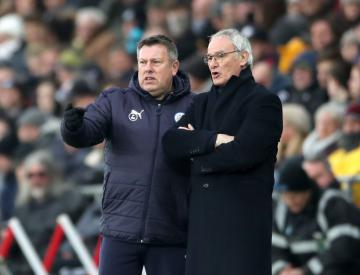 Craig Shakespeare feels like 'pantomime villain' after Claudio Ranieri sacking