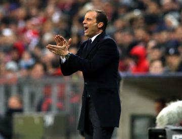 Massimiliano Allegri demands more from Juventus