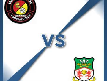Ebbsfleet V Wrexham - Follow LIVE text commentary