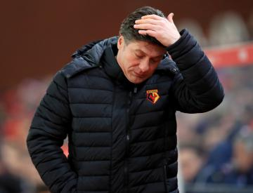Watford boss Walter Mazzarri wary of much-improved Crystal Palace