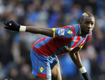 Bolasie earns point for DR Congo
